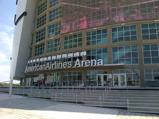 American Airlines Arena Ingresso