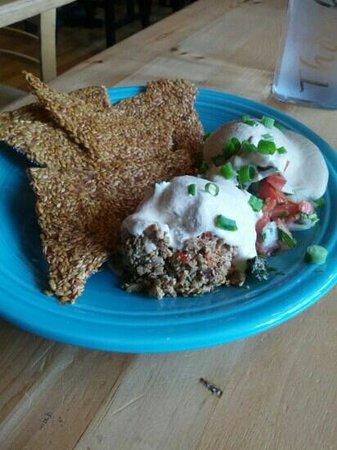 Cafe Gratitude: Nachos