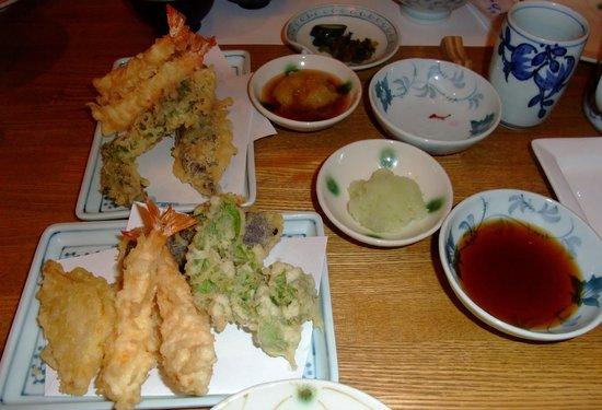 Shinjuku Tsunahachi Sohonten: Delicious tempura