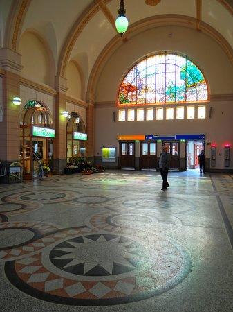 Subway: Bahnhofshalle