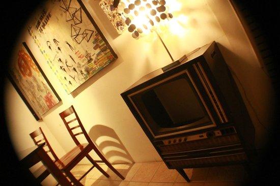 Green Gallery Bed & Breakfast : Hotel area (outside room)