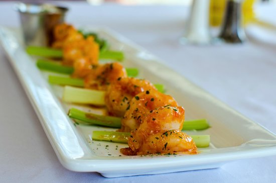 Best Western PLUS InnTowner: Diablo Shrimp Appetizer