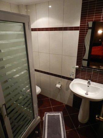 Seleykos Palace: bathroom