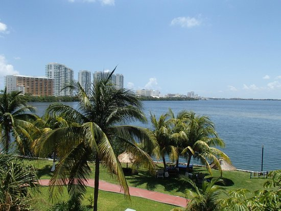 Cancun Clipper Club: Vista desde el cuarto