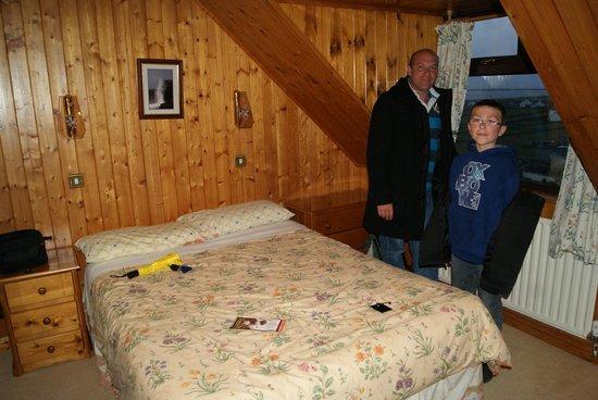 Ard Einne Inn: CHAMBRE 3 PERSONNES