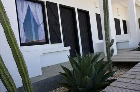 Posada Rancho Delfin: Habitaciones