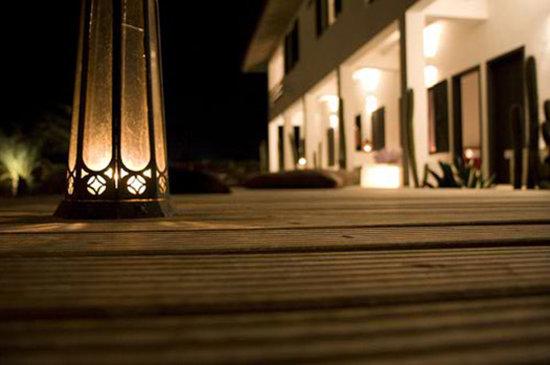 Posada Rancho Delfin: de noche