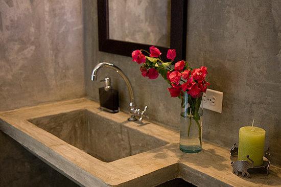 Posada Rancho Delfin: baño