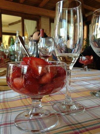 Ristorante da Luigino: Dessert