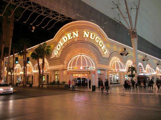 entrance on east fremont street picture of golden nugget hotel rh tripadvisor com