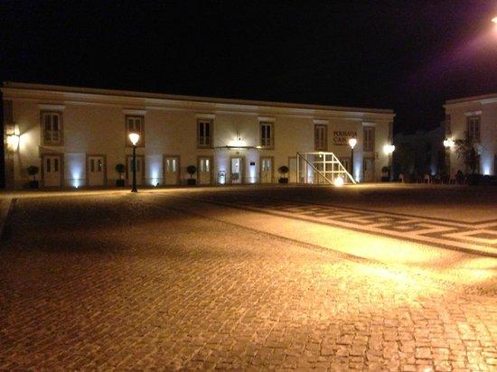 Pestana Cidadela Cascais: hotel frontage