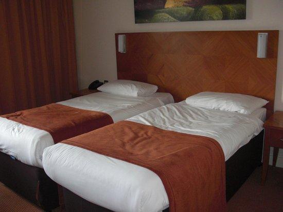 Aspect Hotel Kilkenny: Betten / Beds