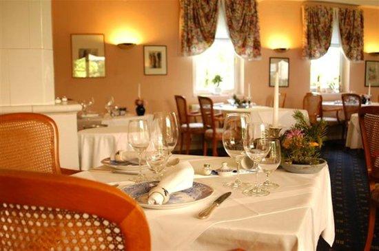 Landhaus Kellerwand Hotel: unser Sommerrestaurant und Frühstücksraum