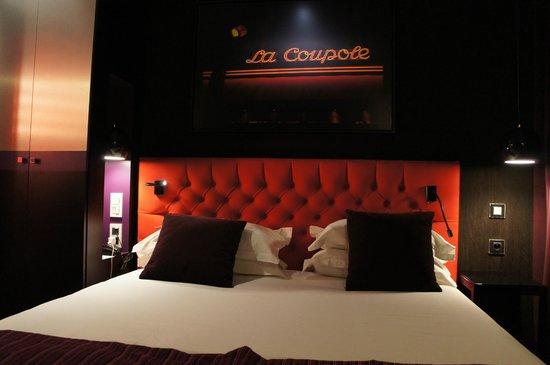 Hotel Atmospheres: номер