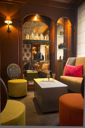 Hotel Europe : Bar