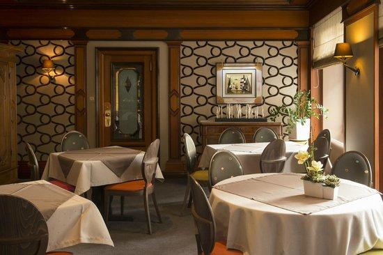 Hotel Europe : Salle petit déjeuner