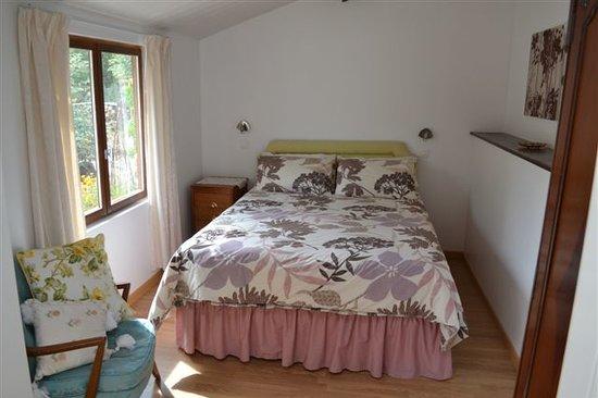 Le Moulin de Lusseau : Bedroom