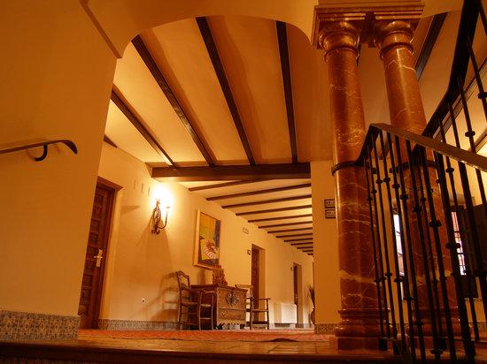 Hotel An Santo Domingo: Zonas comunes