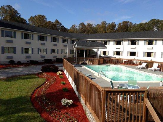 Days Inn Chincoteague Island Va 2018 Hotel Review Family Vacation Critic