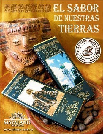 Shaw's: Cacaoterra 122gr Solid Bars
