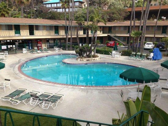 Kings Inn San Diego: Pool
