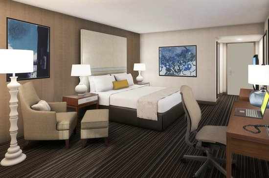 Wyndham Atlanta Galleria: Here Now-fully renovated