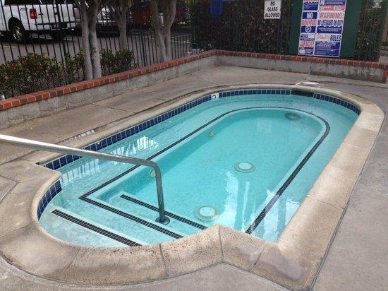 Kings Inn San Diego: Spa