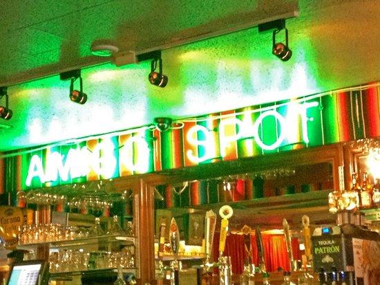 Kings Inn San Diego: Amigo Spot Mexican Restaurant