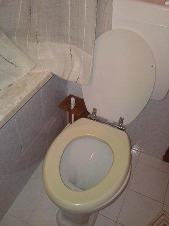 Malosco, Włochy: IL WC DEGLI ELFI CON IL SUO BRACCIOLO