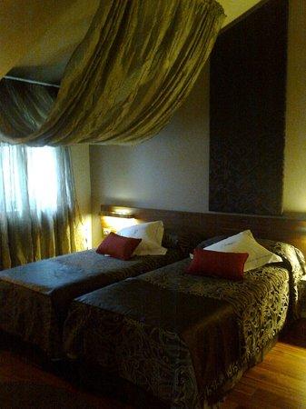 Hotel AF Pesquera: Habitación 116