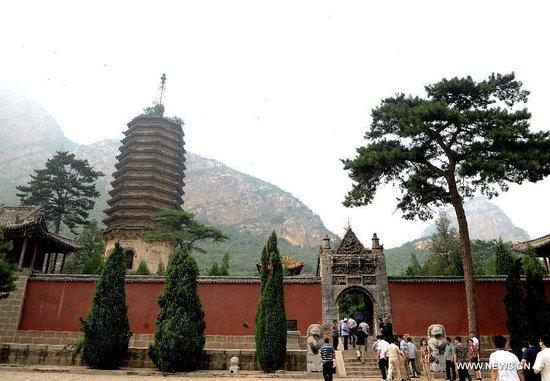 Jueshan Temple