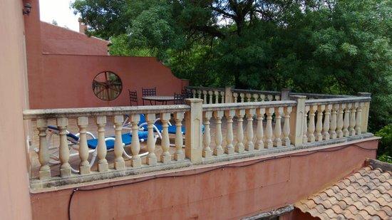 Hotel Molino del Puente Ronda: Patio