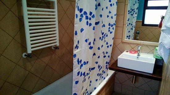 Hotel Molino del Puente Ronda: Bathroom