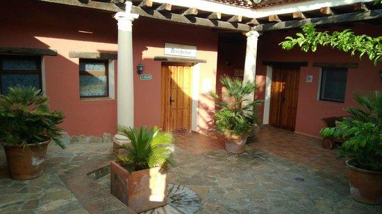 Hotel Molino del Puente Ronda: Lobby