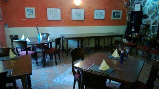 Hotel Molino Del Puente Ronda: Dining room