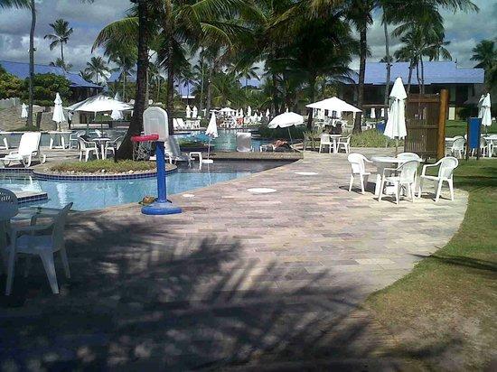 Summerville Beach Resort: Área de lazer