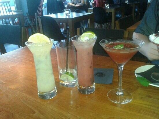 HoJos: Cocktails!!
