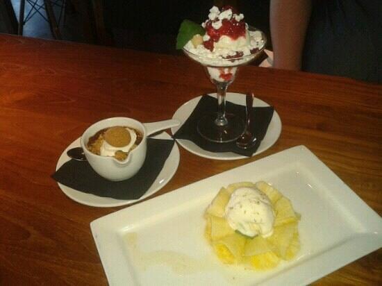 HoJos: Puddings
