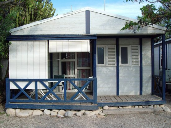 Camping Bon Sol : Bungalow Gitotel 'Le Club'