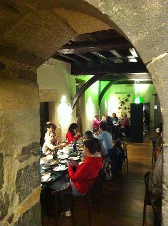 Hotel Roncesvalles: comedor de restaurante