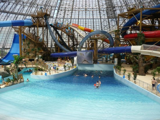 Aquapark Aquasferra