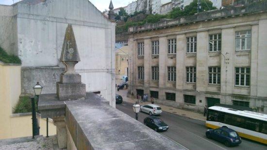 Jewish Fountain : Fonte dos Judeus, Coimbra.