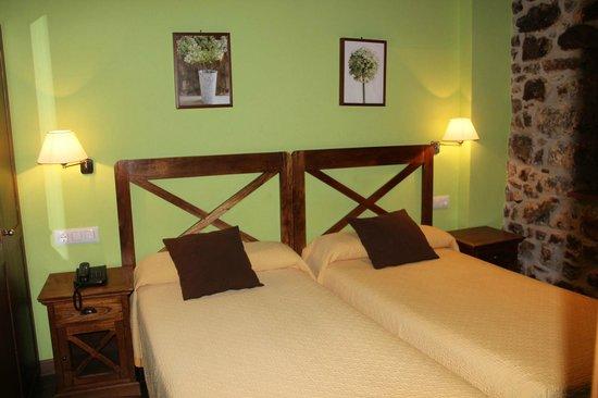 Hotel el Quintanal: Bedroom