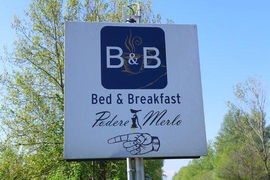 Podere Merlo Antico B&B ed Appartamento con Cucina in Parma: entrada