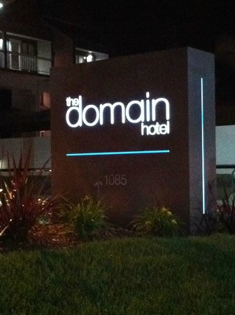 The Domain Hotel is the BEST hotel in the Southbay! See it for yourself!