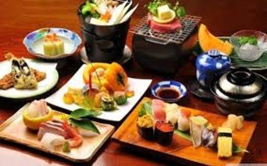 Yuma Palace: Sushi is always fresh and healthy