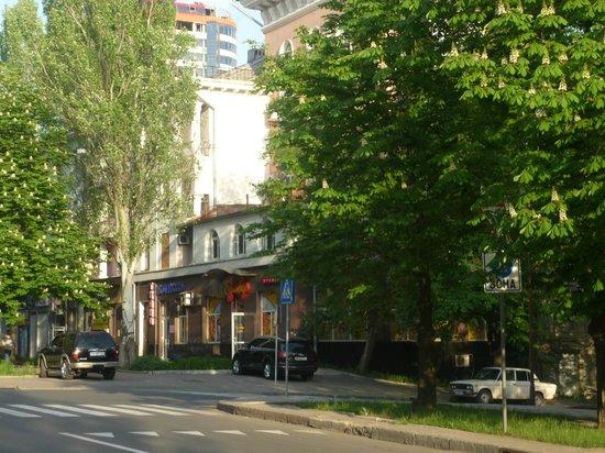 Pushkin Boulevard: Бульвар
