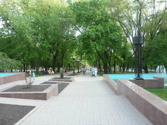 Pushkin Boulevard