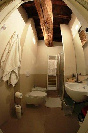 B&B Il Corso: O banheiro