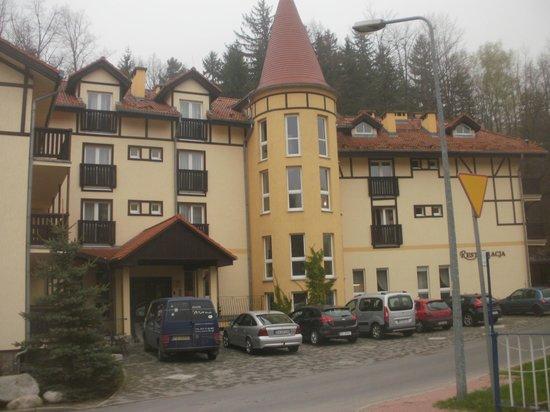 Hotel Nowa Ski: hotel